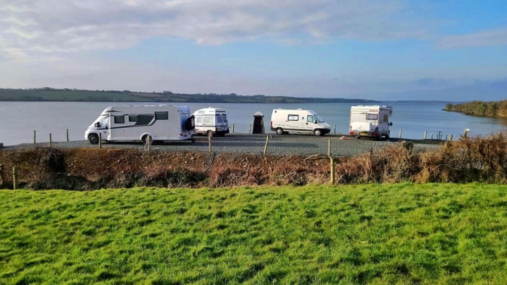 THE FIVE BEST Camping Spots in County Wicklow - Ireland