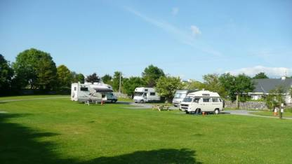 Powers the Pot Caravan and Camping Park, Tipperary, Ireland