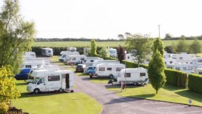 Gyles Quay Caravan And Camping Park, Dundalk Campsites